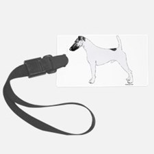 3-Fox_Terrier_Smooth.png Luggage Tag