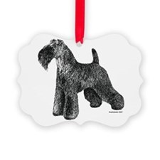 Kerry_Blue_Terrier002.png Picture Ornament