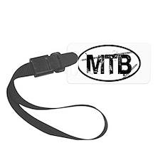 MTB Oval Luggage Tag