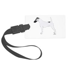 Fox_Terrier_Smooth.png Luggage Tag
