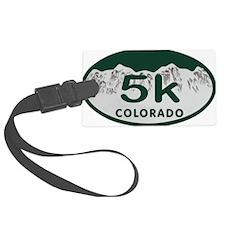 5K Colo Oval Luggage Tag