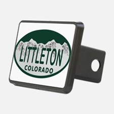 Littleton Colo License Plate Hitch Cover
