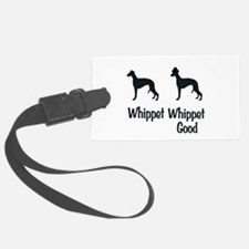 Whippet Good Luggage Tag