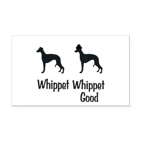 Whippet Good Rectangle...
