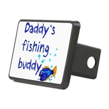 Daddy's Fishing Buddy Hitch Cover
