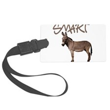 Smart Ass Luggage Tag