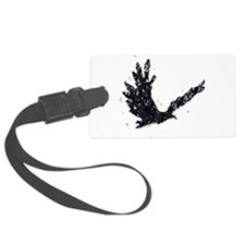 crows.png Luggage Tag