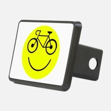 Smiley Cycle Hitch Cover