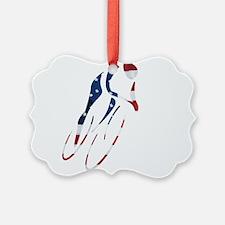 USA Cycling Ornament