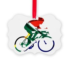 Tour of South Africa Ornament
