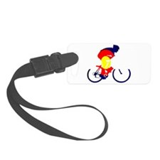 Colorado Cycling Luggage Tag