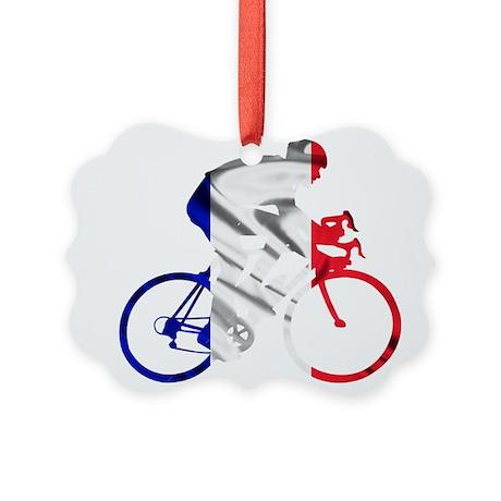 le Tour de France Picture Ornament