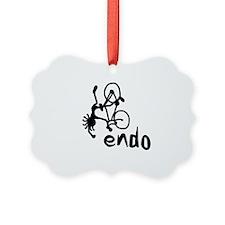 Endo Ornament