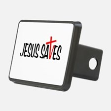 Jesus Saves Hitch Cover