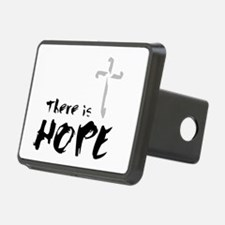 There is HOPE Hitch Cover