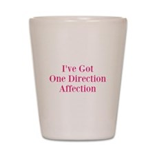 Ive GotOne Direction Affection Shot Glass