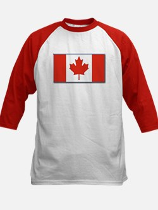 """Canadian Flag"" Tee"