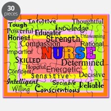 Nurse Blanket oranges.PNG Puzzle