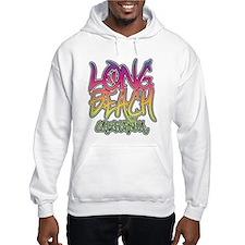 Long Beach Graffiti Hoodie