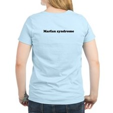 No Basketball + Marfan T-Shirt