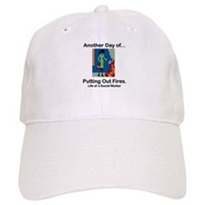 Life of a Social Worker Baseball Cap