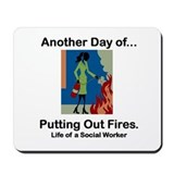 Social work month Classic Mousepad