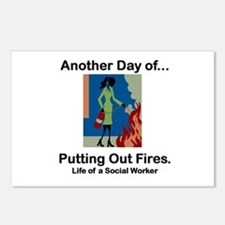 Life of a Social Worker Postcards (Package of 8)