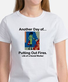 Life of a Social Worker Tee