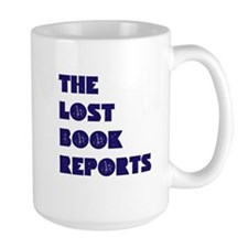 The Lost Book Reports Block Mug
