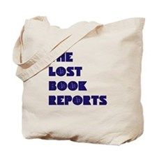 The Lost Book Reports Block Tote Bag