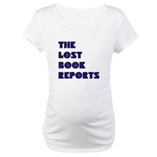 The Lost Book Reports Block Shirt