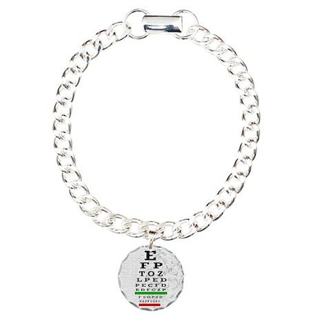 optomitrist blanket.PNG Charm Bracelet, One Charm