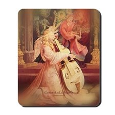 Concert of Angels Mousepad