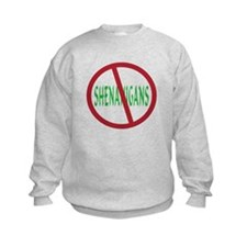 No Shenanigans Symbol Sweatshirt