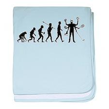 Versatile Sportsman baby blanket