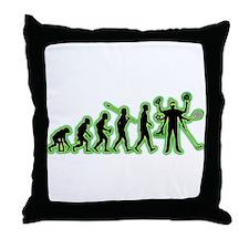 Versatile Sportsman Throw Pillow
