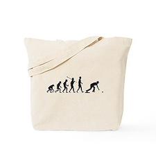 Lawn Bowling Tote Bag