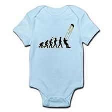 Kiteboarding Infant Bodysuit