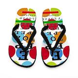 Optometry Flip Flops