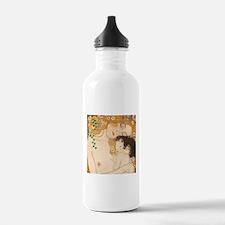 Gustav Klimt Mother And Child Water Bottle