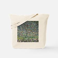 Gustav Klimt Apple Tree Tote Bag