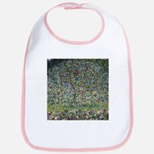 Gustav Klimt Apple Tree Bib