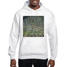 Gustav Klimt Apple Tree Hoodie