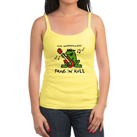 frog n roll 07-2011 F 3c.png Jr. Spaghetti Tank