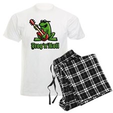 frog n roll A.png Pajamas