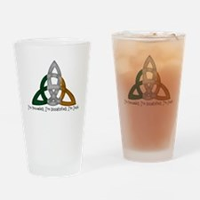 imtroubledwhite.png Drinking Glass