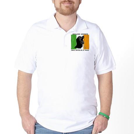 unfreewhite.png Golf Shirt