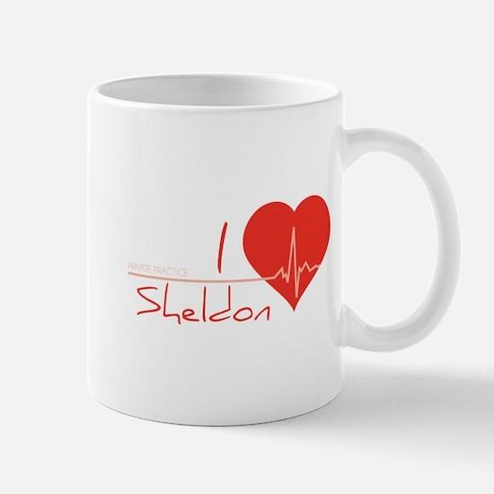 I love Sheldon Mug