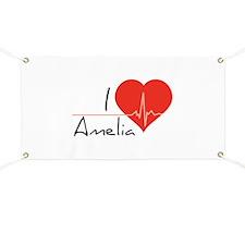 I love Amelia Banner