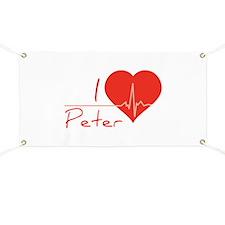 I love Peter Banner